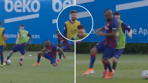 Sada je jasno zašto Arturo Vidal mrzi igrati na treninzima protiv Messija