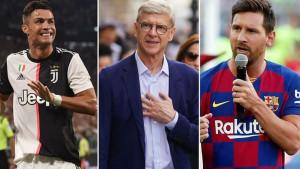 Wenger najavljuje kraj velike ere i ističe da zna ko će naslijediti Ronalda i Messija