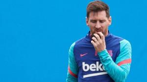 I bh. klub 'lovi' slobodnog Messija: U prednosti smo, igrao bi sa svojim vršnjacima