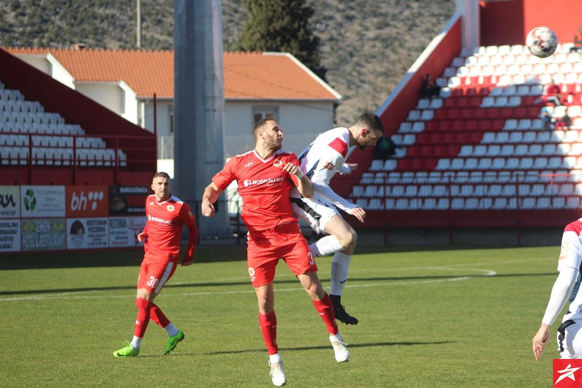 FK Velež razbio FK Mladost i na sjajan način najavio drugi dio sezone