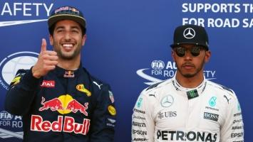 Hamilton: Ricciardo je sjajan vozač