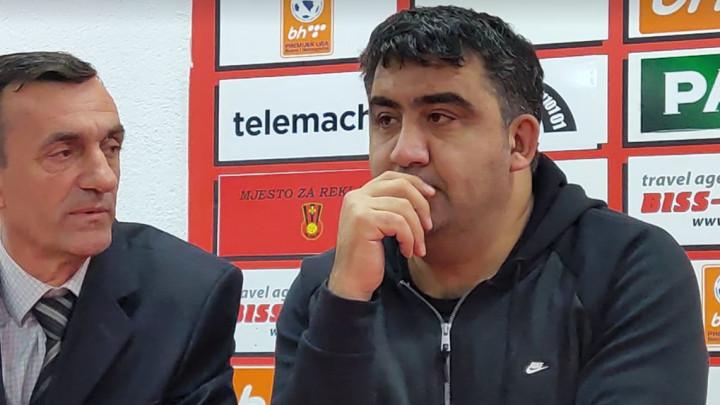 Nevjerovatna press konferencija trenera NK Čelik: Napravio je pravi i istinski šou