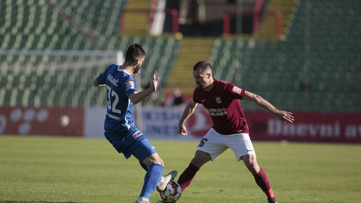 "Velež bi bivšeg fudbalera Sarajeva: ""Razgovarali smo..."""