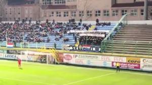 Navijači Širokog Brijega u 24. minuti odali počast Krešimiru Bandiću