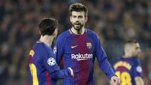 """""""Pique je jako zgodan i na svakoj svadbi izgleda kao mladoženja, a Messi izuzetno inteligentan"""""""