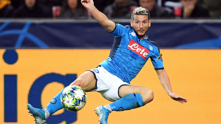 Inter, Juventus i Milan u borbi da u januaru dovedu Driesa Mertensa