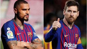 """""""U Barceloni nisam bio uspješan, ali bar mogu reći da sam igrao zajedno sa Lionelom Messijem"""""""