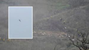Objavljen snimak leta Bryantovog helikoptera neposredno prije pada