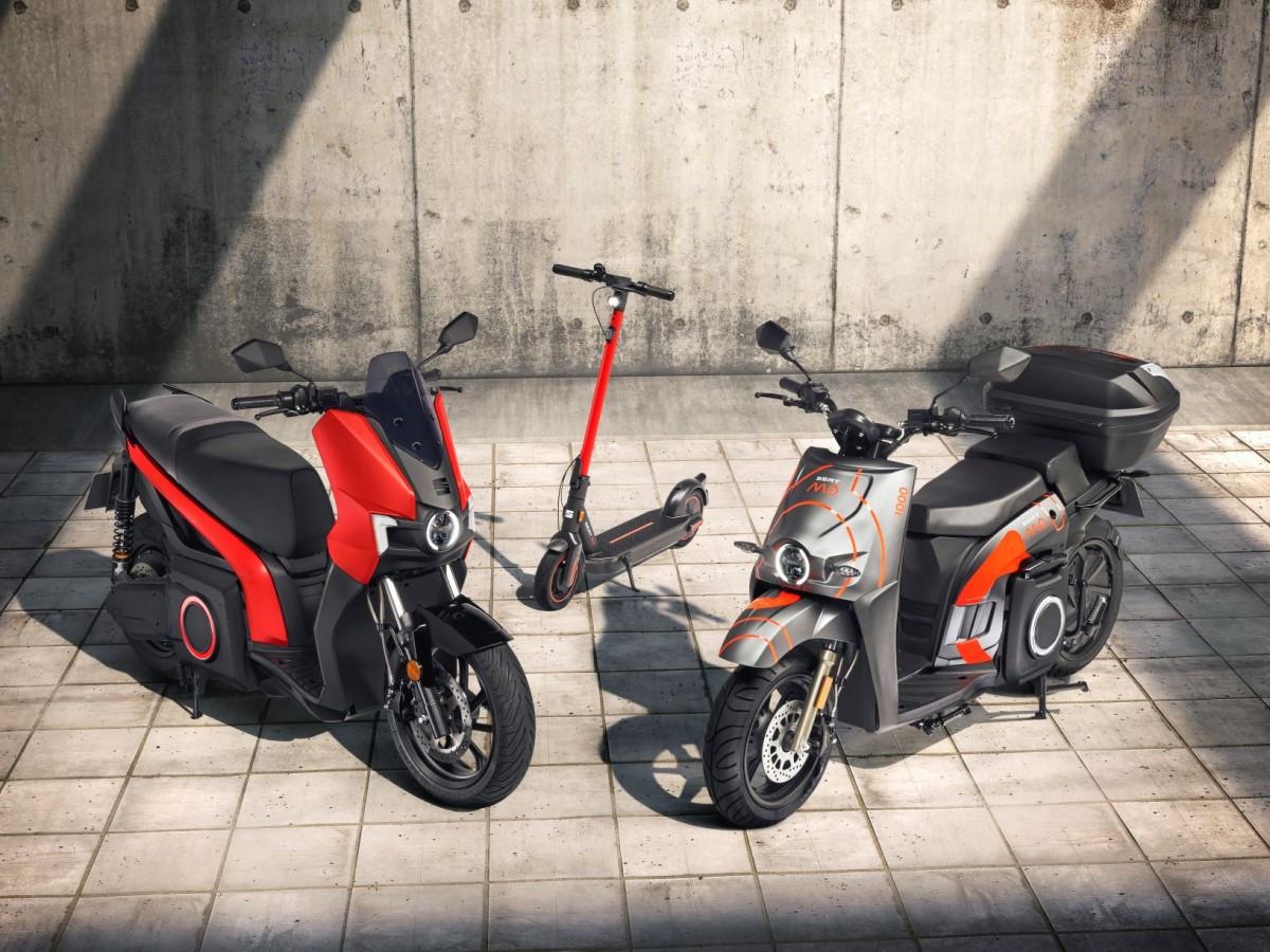 Svjetska premijera za SEAT MÓ eScooter 125 i