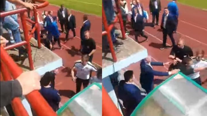 Sramotne scene u Hrvatskoj! Sudija nasrnuo na 14-godišnjeg igrača Hajduka