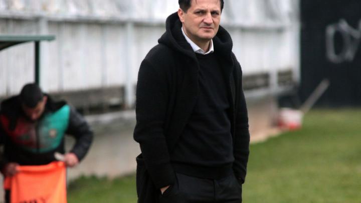 Vojvodić: Voljeli bismo da je prvenstvo odigrano do kraja