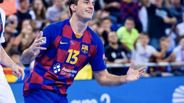 Novi potpis u Barceloni: Ovo je klub mog života