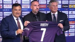"""""""Luca Toni mi je rekao da dovedem Riberyja, a ja sam odgovorio da ne bude smiješan"""""""