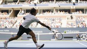 Federer razbio Britanca za osminu finala US Opena