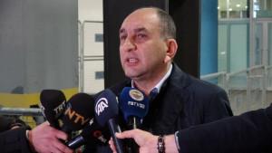 Potpredsjednik Fenerbahcea Semih Ozsoy demantirao vijesti o financijskoj krizi u klubu