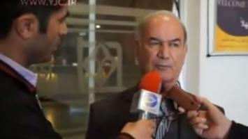 Smetalo mu pitanje: Predsjednik udario novinara