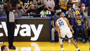 Noć u znaku Curryja, Miami očitao lekciju šampionu, blijedo izdanje Dončića i društva