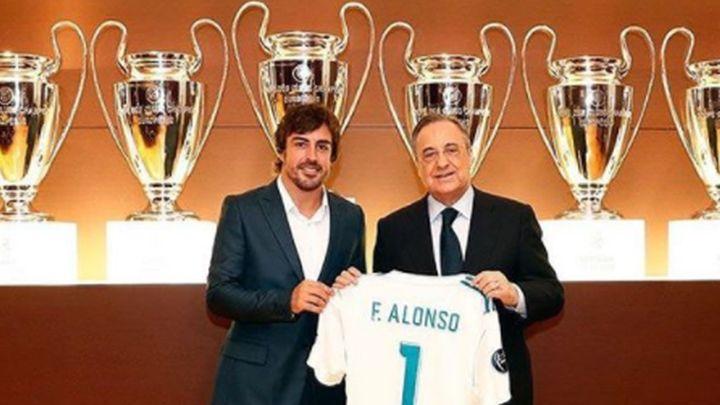 Fernando Alonso postao počasni član Real Madrida