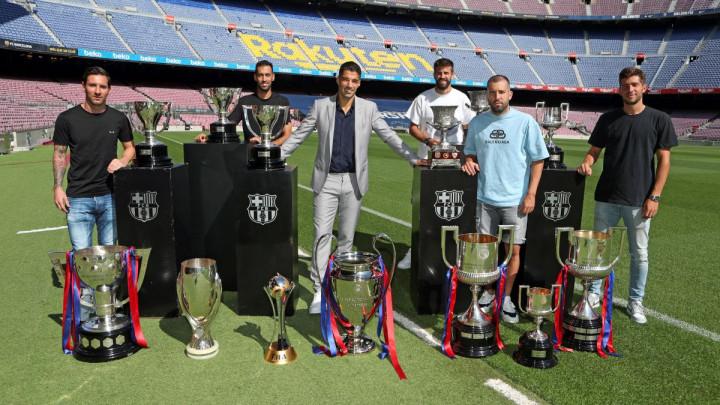 Messi u oproštajnom pismu Suarezu ponizio rukovodstvo Barcelone