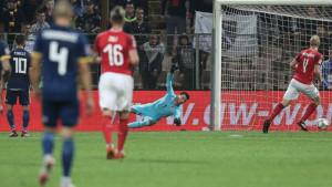 Austrijski golman nakon meča: Odbranio bih udarac da sam bio pravi