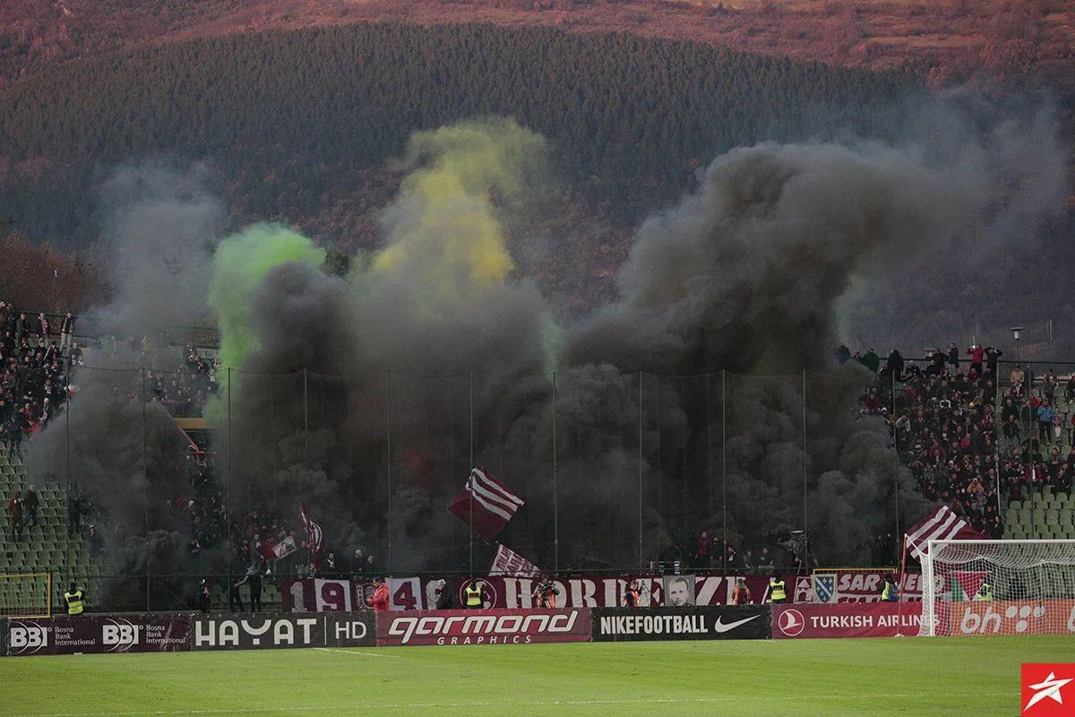 Svi mečevi u sjeni utakmice sa Koševa