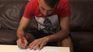 Sarić sklopio posao života, potpisuje trogodišnji ugovor