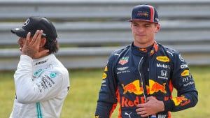 Pakt Lewisa Hamiltona i Maxa Verstappena