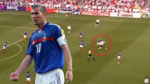Priđe mu, a lopta već nestala: Zidane izabrao najtežeg protivnika, te noći je bio kao duh