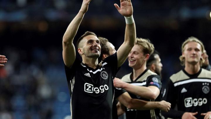 Mislili ste da Ajax ne može bolje nego protiv Reala? Tadić i Neres su vas demantovali!