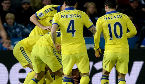 Chelsea siguran u Leicesteru, Plavci na korak od titule