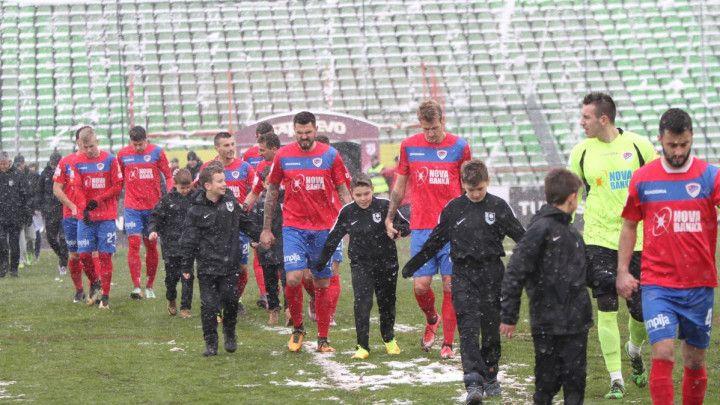 Borac u januaru ostaje bez petorice fudbalera