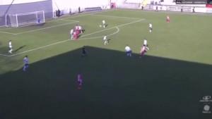 Igrač Crvene zvezde postigao gol o kojem će se pričati