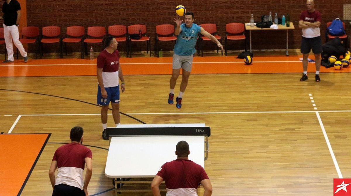 OK Bosna počela sa priprema, od naredne sezone dva tima
