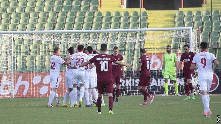 Fantastični Plemići održali fudbalsku lekciju Sarajevu