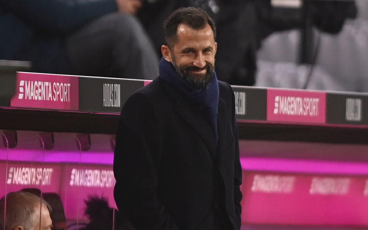 Salihamidžić poslao poruku Flicku nakon što je potvrđeno da Nagelsmann stiže u Bayern
