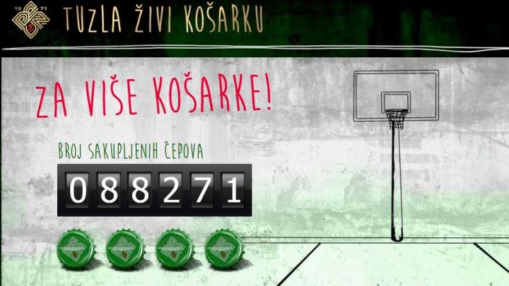Velika podrška građana: Više od 88 000  čepova u velikoj Pan boci