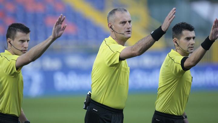 Vladimir Bjelica sudi derbi Zrinjskog i Željezničara