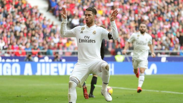 Sergio Ramos ponovo u centru kontroverze: Nije bilo namjere, nisam imao izbora