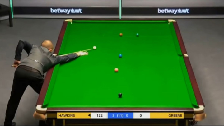 Dobrodošli na UK Championship: Maksimalni break na otvaranju jednog od najvećih turnira