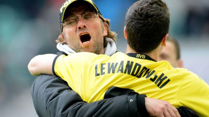 Lewandowski: Klopp ima dva lica