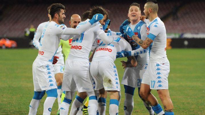 Napoli bez problema protiv Spezije