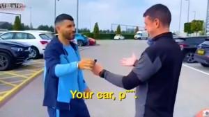 Moćna mašina u rukama ekonoma Manchester Cityja: Aguero mu je lično predao ključeve