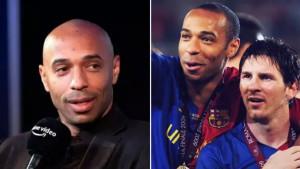 """Henry nije """"zamucao"""" kada su ga pitali ko je najbolji igrač s kim je igrao, ali je šokirao odgovorom"""