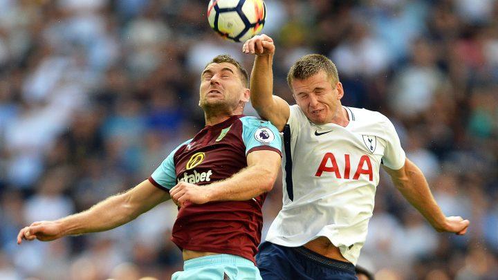 Tottenham u nadoknadi 'prosuo' bodove protiv Burnleyja
