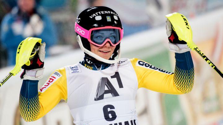 Hansdotter pripao slalom u Flachau