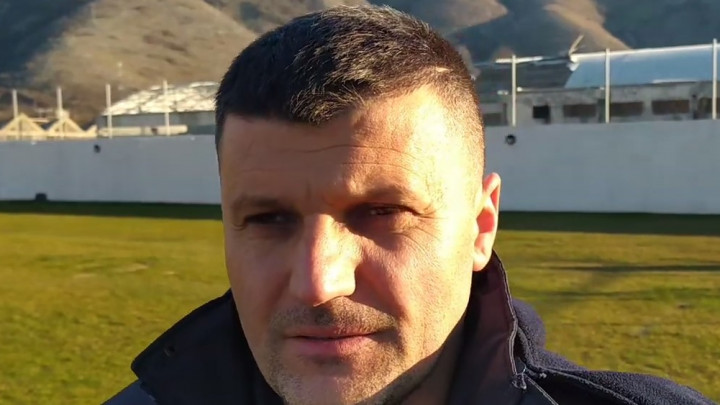 Feđa Dudić: Zadovoljan sam napadom, odbranom nisam...