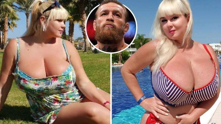 """""""Plus-size"""" model Mila Kuznetsova debituje u MMA na događaju na kojem će učestvovati i McGregor"""