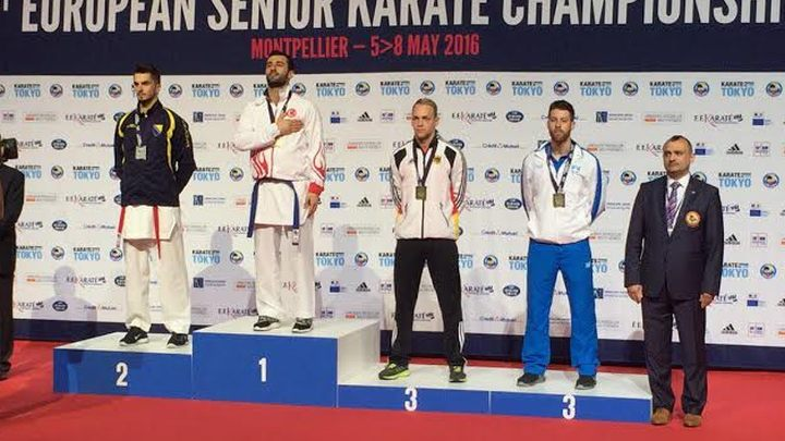 Meris Muhović osvojio srebrenu medalju