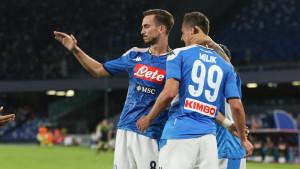 Milik s dva gola donio pobjedu Napoliju