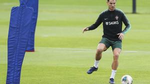 'Nemam medicinsku diplomu, ali mi se čini da je Ronaldo potpuno zdrav'